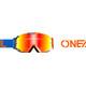 ONeal B-30 goggles oranje/blauw